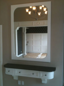 Custom Mantels, Custom Cabinetry